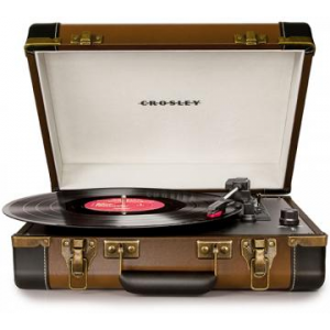 Get Executive USB Turntable For $135 At Homedecorators.com