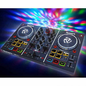Buy Numark Party Mix DJ Controller with Built in Lightshow For $99 At Ebay.com