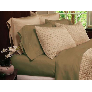 Get 4 piece Set Of Hotel Organic Bamboo Bed Sheets For $29.99 At LivingSocial.com