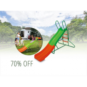 Flat 70% Off on Backyard Water Slides At Newegg.com