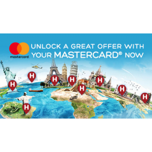 Get 12% Off on Hotel Booking Using Mastercard At Hotels.com