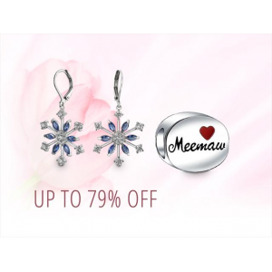Get Up to 79% Off on Christmas Bling Jewelry Gifts At Newegg.com