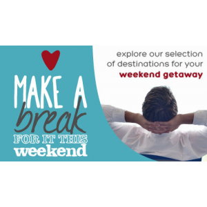 Make A Break For It This Weekend & Save Up to 50% Off At Hotels.com