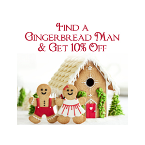 Find Ginger Bread Man & Get 10% Off on LivingSocial.com