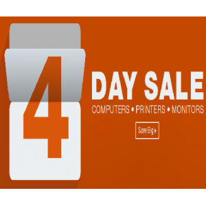 4 Day Sale : Buy Computers, Printers, Monitors & More With Discounted price At Newegg.com