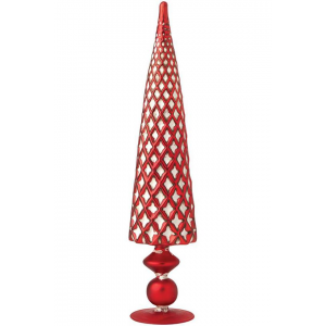 Grab Martha Stewart Living Herloom Red Glass Final For $26 At Homedecorators.com