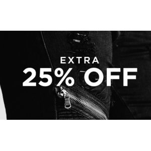 Extra 25% Off Select Women's Jeans ,Joggers & More At JimmyJazz.com