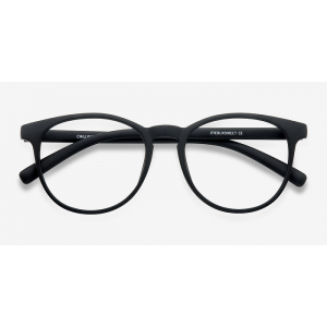 Grab CHILLING Black Eyeglasses Just For $15 Only At Eyebuydirect.com