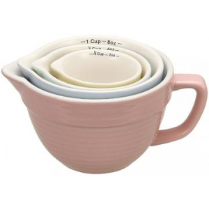 Get Batter Bowl Shaped Measuring Cup Set Of 4 For $14 At Homedecorators.com