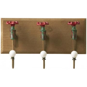 Get Iron Faucet Wall Hooks For $14.99 At Homedecorators.com