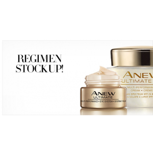 ANEW Regimens : Buy 1, Get 1 for $5 At Avon.com