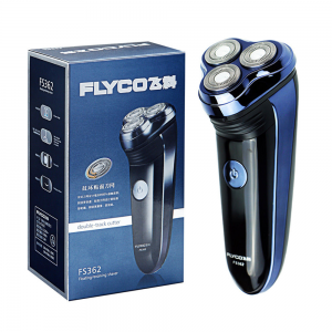 Rotary 3D Rechargeable Washable Men's Cordless Electric Shaver Razor Deluxe For $14.99 At Ebay.com