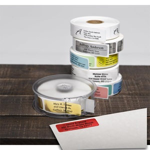 Grab White Rolled Address Labels For $7.95 At CurrentLabels.com