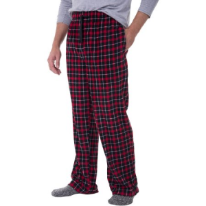 Grab Fruit of the Loom Men's Flannel Sleep Pant Just For $7 At Walmart.com