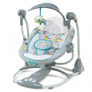 Get Ingenuity Convertme Swing 2 Seat Ridgedale For $61.88 At Walmart.com