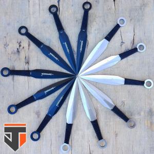 Buy 12 Pc Ninja Tactical Combat Naruto Kunai Throwing Knife Set For $11.95 At Ebay.com