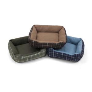 Grab Soft Spot Rectangle Cuddler Assorted Pet Bed Just For 5.47 At Walmart.com