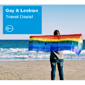Up to $20 Off Gay and Lesbian Travel At CheapOair.com