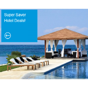 Now Get Up to $30 Off Hotels At CheapOair.com