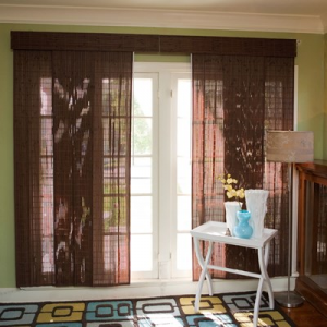 Get Woven Wood Sliding Panel For $285.99 At Blinds.com