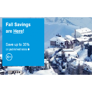 Fall Savings : Get Up to 35% Off on Hotels At CheapOair.com