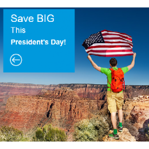 Up to $10 Off President's Day Sale At CheapOair.com