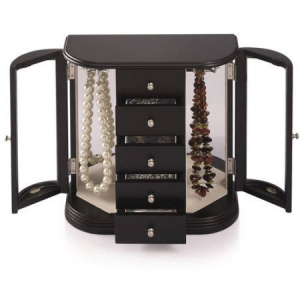 Grab Jewelry Box with Glass Doors For $39.98 At Walmart.com