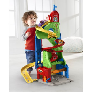Buy Fisher-Price Little People Sit 'n Stand Skyway For $29.86 At Walmart.com