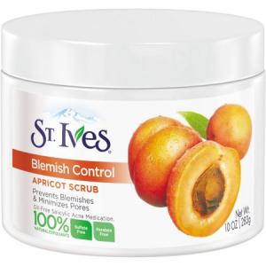 Get St. Ives Blemish Control Apricot Face Scrub For $5.44 At Walmart.com