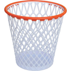 Buy Spalding Hoopster Wastepaper Basket For $7.04 At Walmart.com