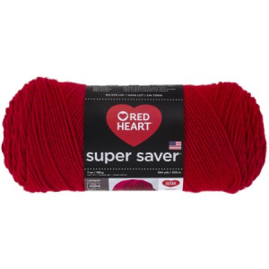 Get Red Heart Super Saver Yarn For $2.72 At Walmart.com