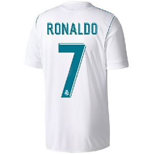Get adidas Men's 2017 / 2018 Real Madrid Ronaldo Home Jersey $94 At Amazon.com