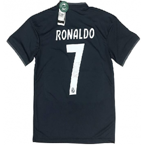 New #7 Ronaldo 2018/2019 Men's Real Madrid Away Jersey $49.95 At Amazon.com