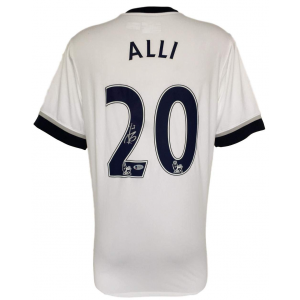 Dele Alli Signed 2015/16 Tottenham Hotspur Home Soccer Jersey BAS $369 At Amazon.com