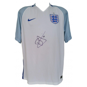 Dele Alli Signed England Home Soccer Jersey JSA LOA + Icons $389 At Amazon.com