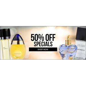 Upto 50% Off on Special Fragrance Only At FrragranceNet