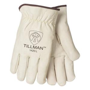 1420M Top Grain Cowhide Drivers Gloves $23.59 At Walmart