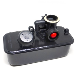 Carburetor with Tank Replacement for Briggs & Stratton 498809A, 494406 $32.99 At Walmart