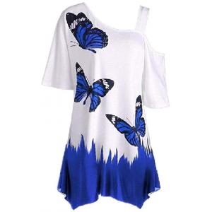 Women Ladies Short Sleeve Casual Shirt Tops Blouse S-5XL $4.47 At Amazon