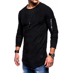 Charberry Fashion Personality Mens Casual Slim Short Sleeve Letter T Shirt Top Blouse $5.50 At Amazon