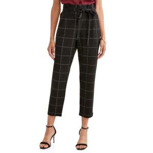 Women's High Waist Wide Leg Pants $20.98 At Walmart