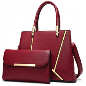 Womens top handle handbags purses sets clearance sale for your appointment $29.95 At Amazon