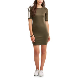 Juniors' Techno Fabric Dress $10.50 At Walmart