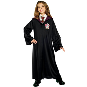 Harry Potter Gryffindor Robe Child Halloween Costume $15.53 At Walmart
