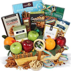 Father's Day Orchard Fruit Basket at $69.99.