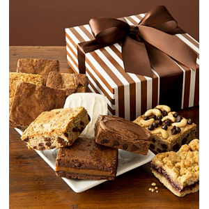 Premium Brownie Samples at $34.99.