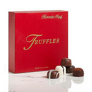 Truffle Assortment^ 16 pc at $24.99.