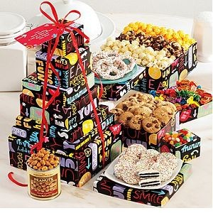 Fun With Snacks Towers $ 49.