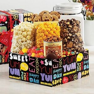 Fun With Snacks Sampler $.29.