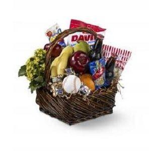 Homerun Basket - Deluxe $59.36.